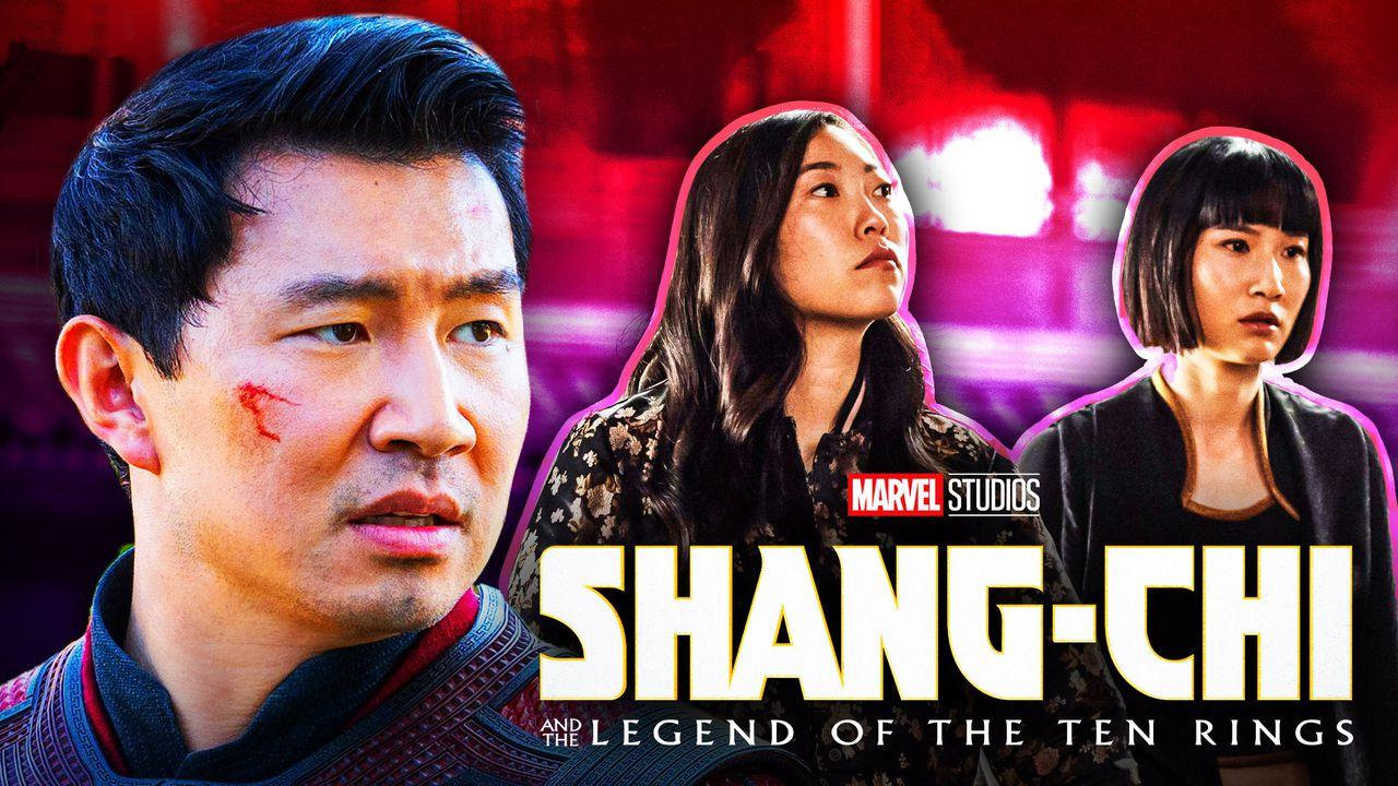 Shang-Chi, Xialing, Katy