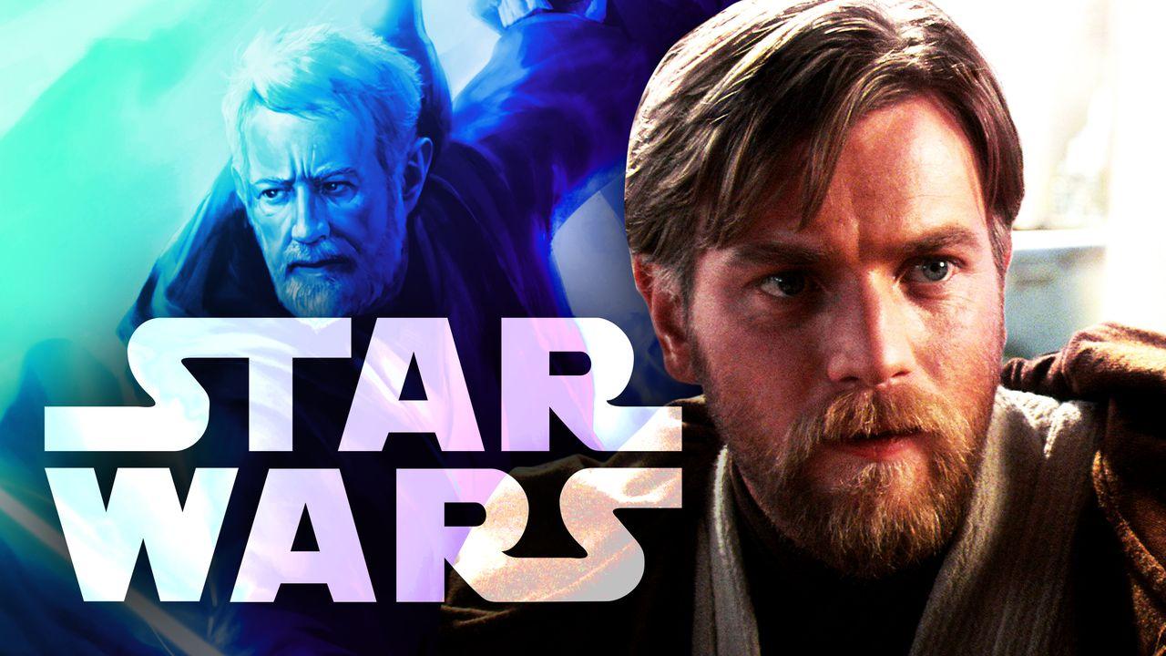 Obi Wan Kenobi, Star Wars logo