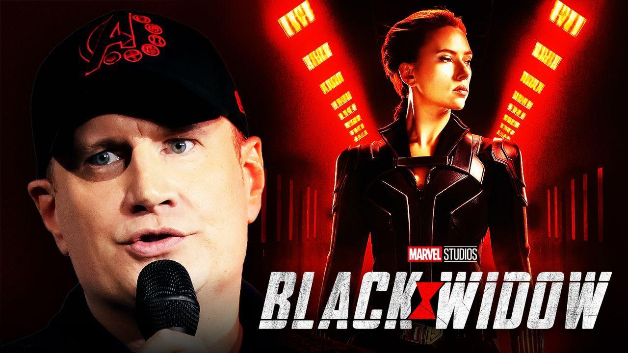 Marvel, MCU, Black Widow, Kevin Feige