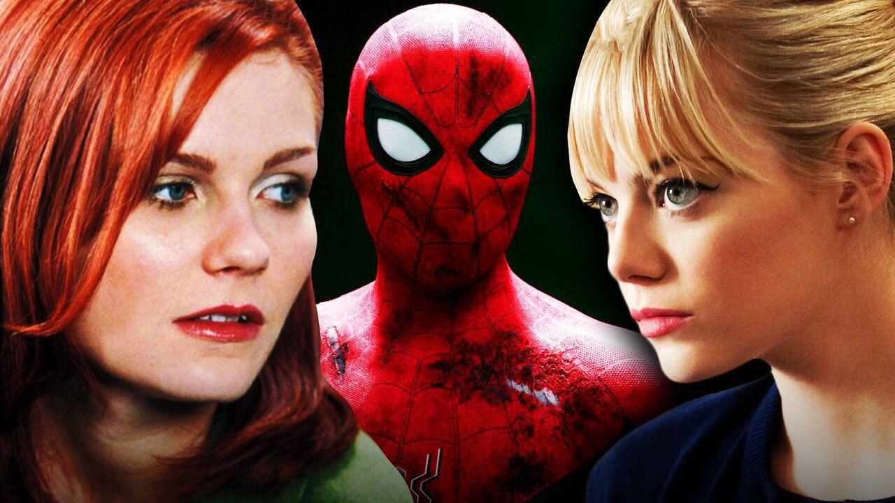 Mary Jane Watson, Spider-Man, No Way Home, Kirsten Dunst