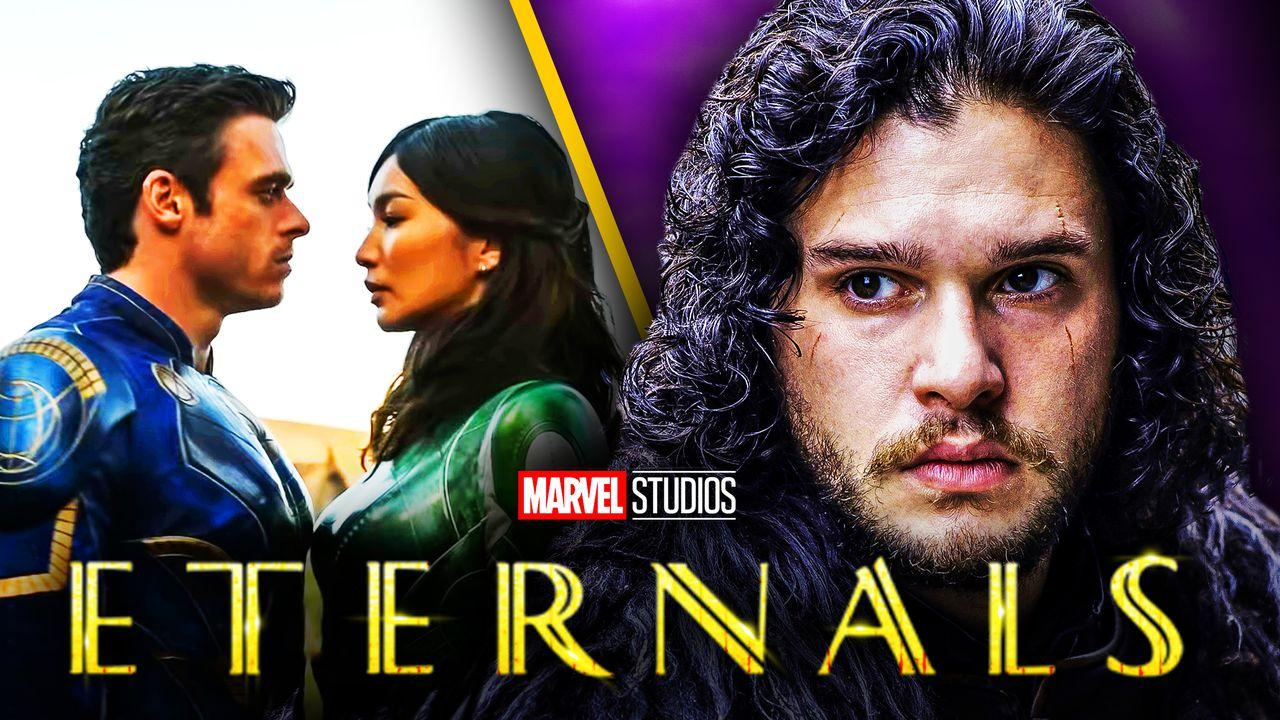 Eternals, Black Knight, Marvel, MCU