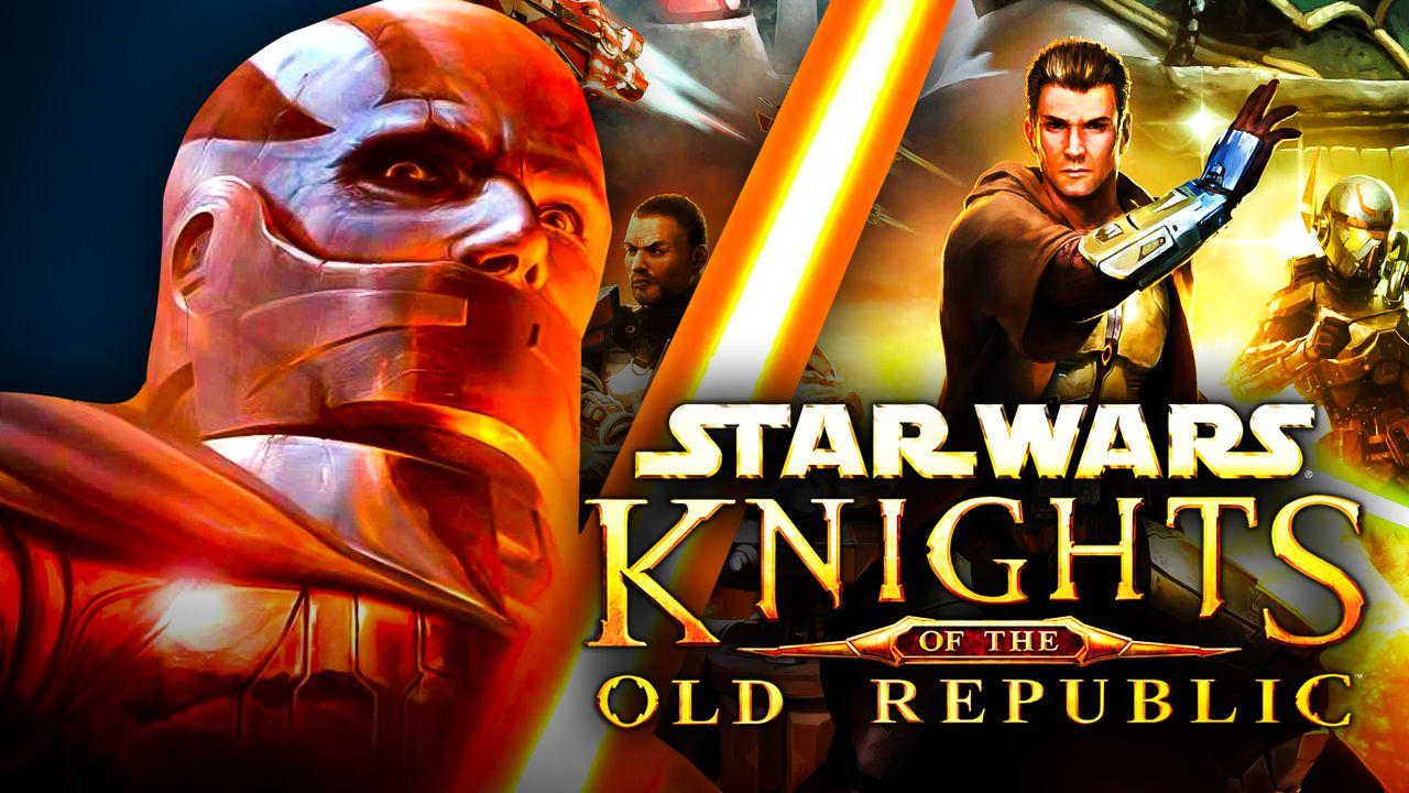 Star Wars, Knights of the Old Republic logo
