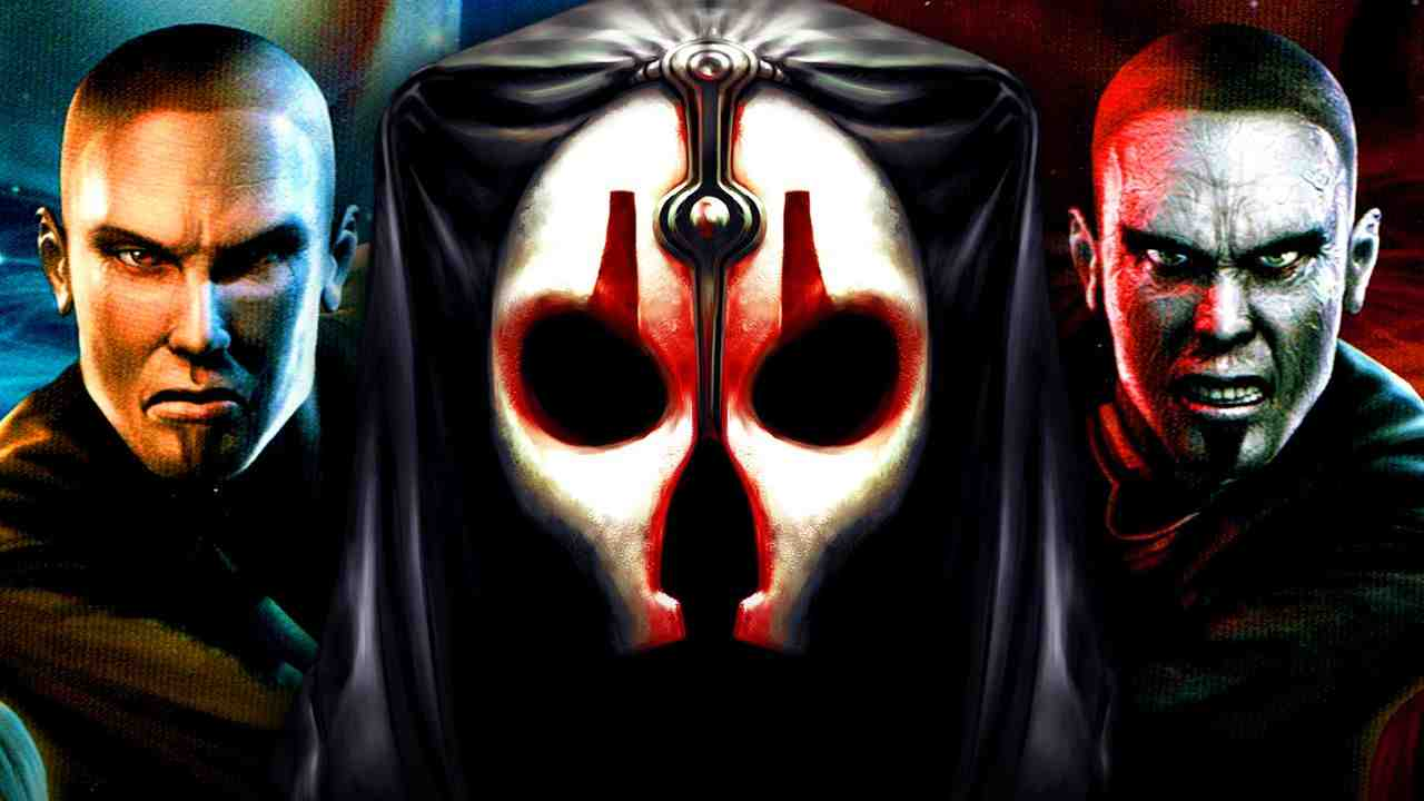 Star Wars Jedi Knights of the Old Republic