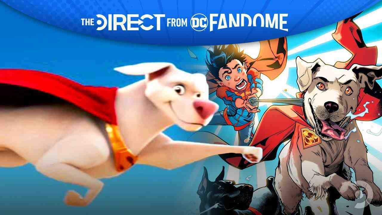 Krypto the Superdog animated, Krypto comic book.