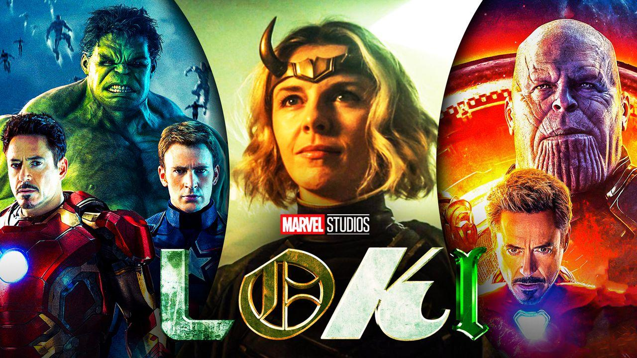 Lady Loki Avengers Infinity War Avengers Age of Ultron