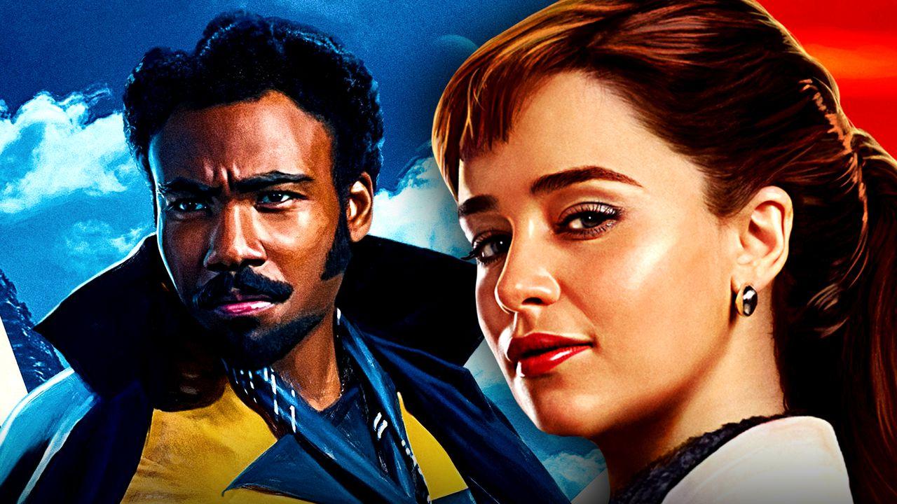 Emilia Clarke Qira, Lando, Solo Star Wars