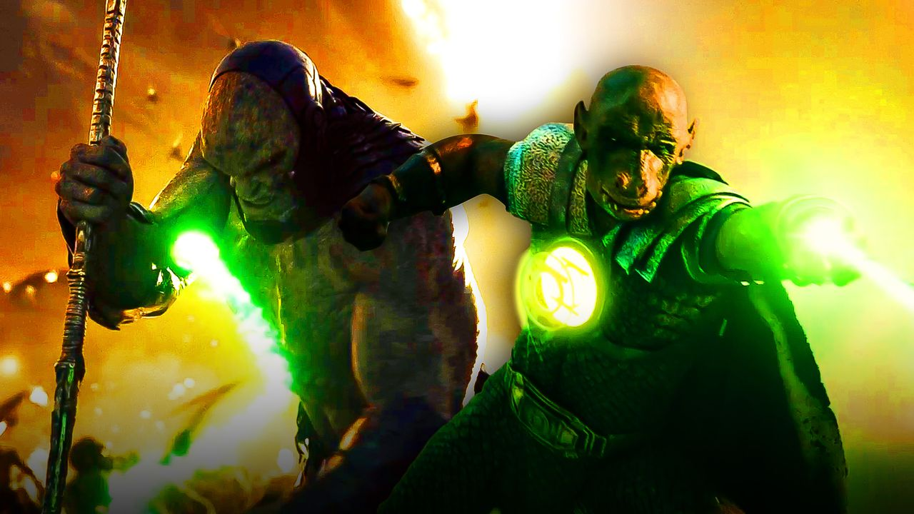Darkseid, Green Lantern