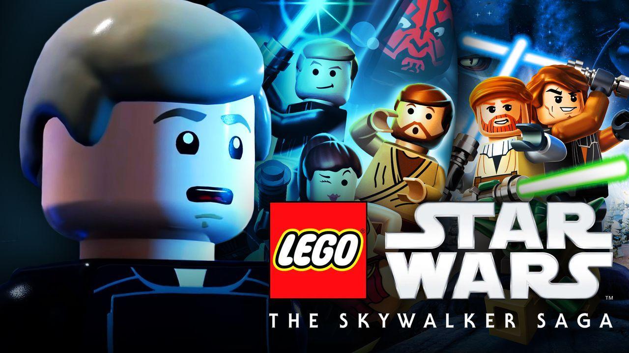 LEGO Star Wars Skywalker Saga Jump For The Series