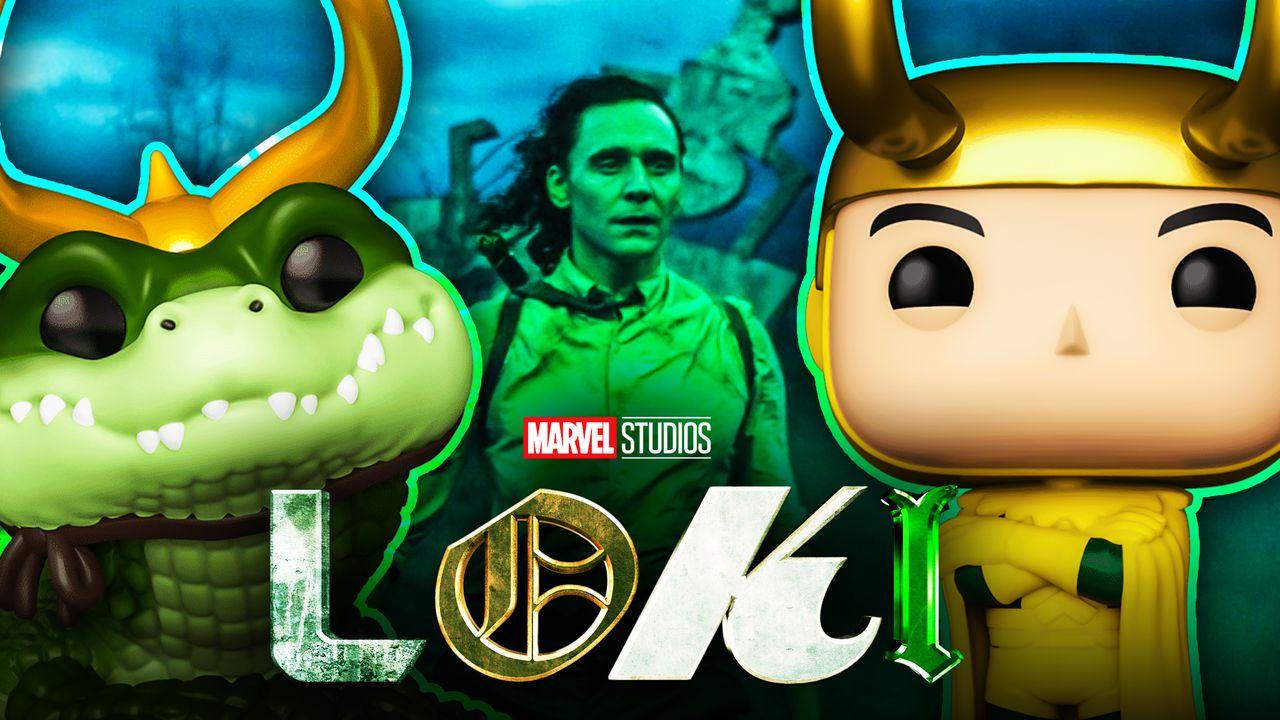 Loki Alligator Classic Funkos