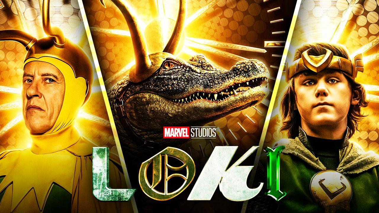 Loki Alligator Kid Classic
