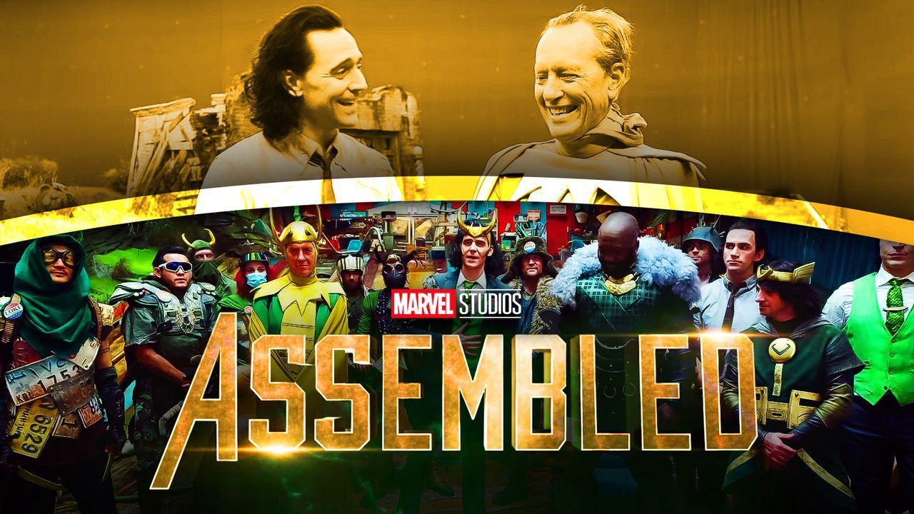 Loki, Tom Hiddleston, Richard E. Grant, Assembled, Loki Variants