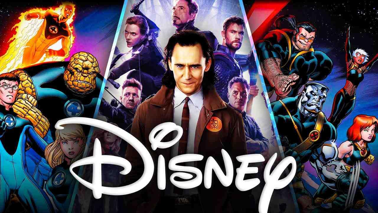 Loki Fantastic Four X-Men Disney
