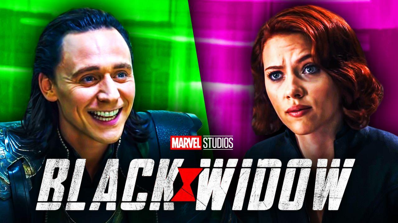 Black Widow Loki Avengers