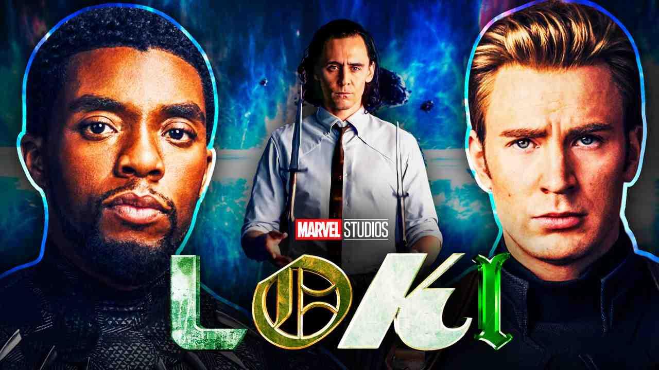 Loki Captain America TChalla Voices