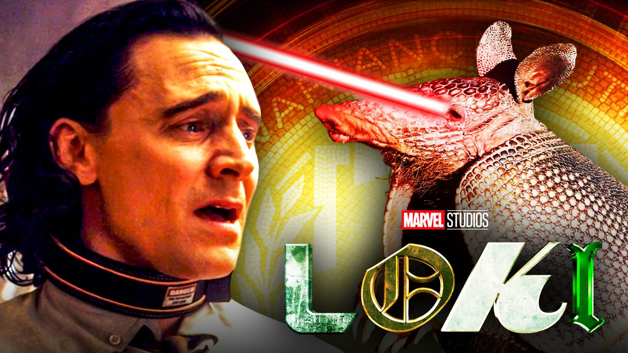 Loki Armadillo Lasers