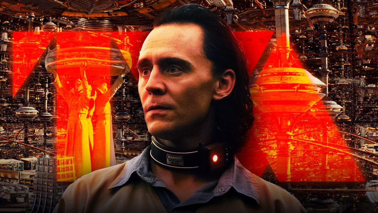 Loki TVA Tom Hiddleston