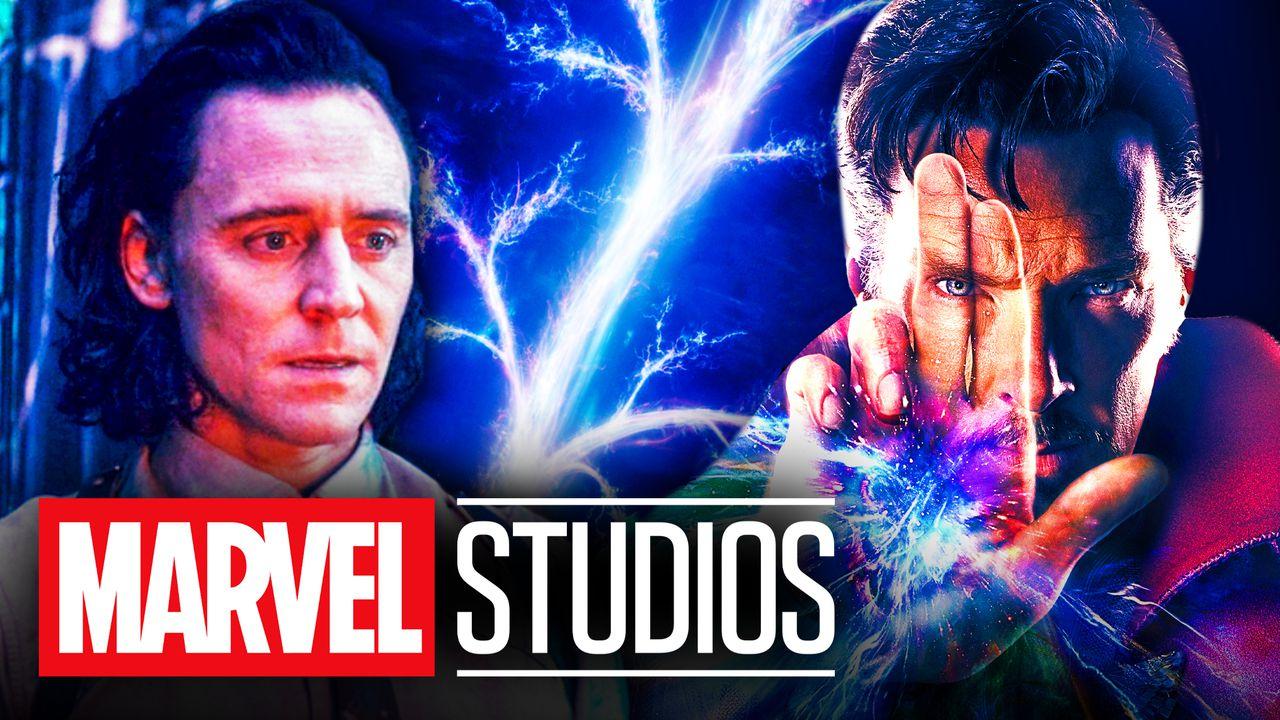 Loki Doctor Strange Marvel Studios Logo