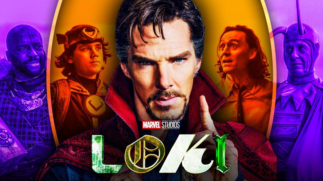 Loki Doctor Strange Variants