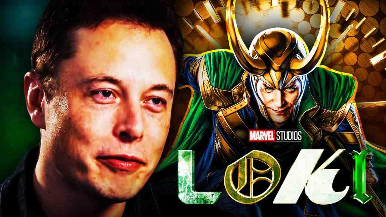 Elon Musk, Tom Hiddleston, Loki