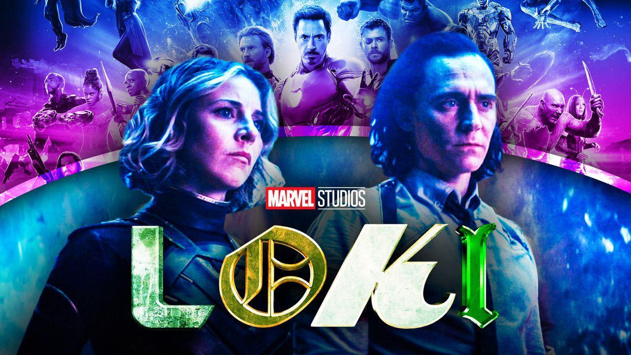 Loki Sylvie Avengers