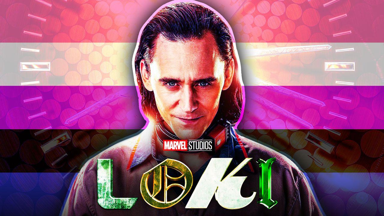 Loki Gender Fluid Marvel