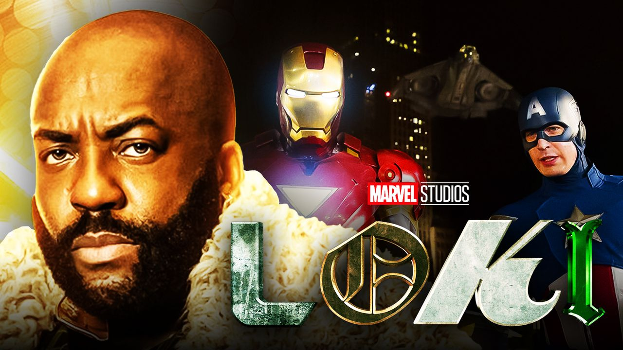 Boastful Loki Iron Man Captain America
