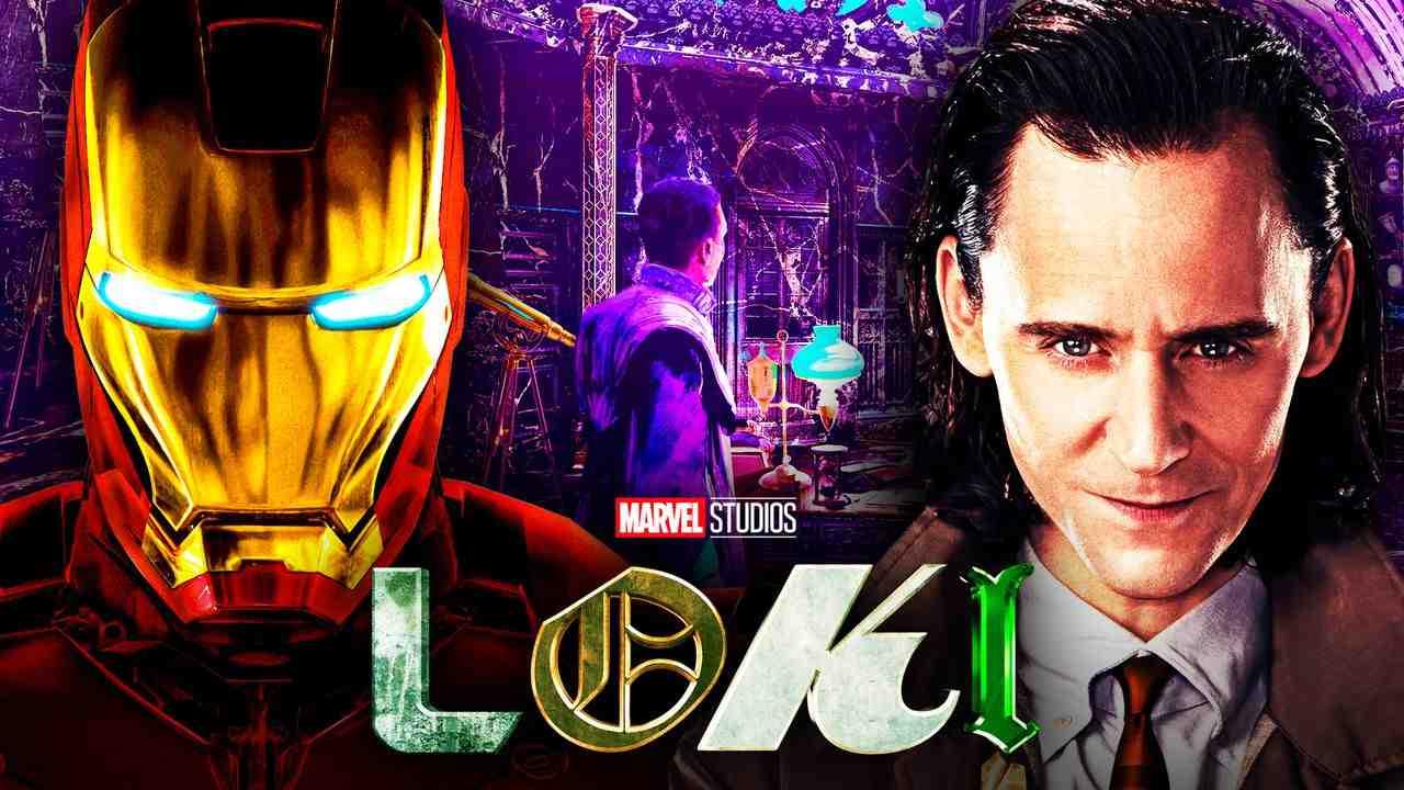 Iron Man Loki Kang