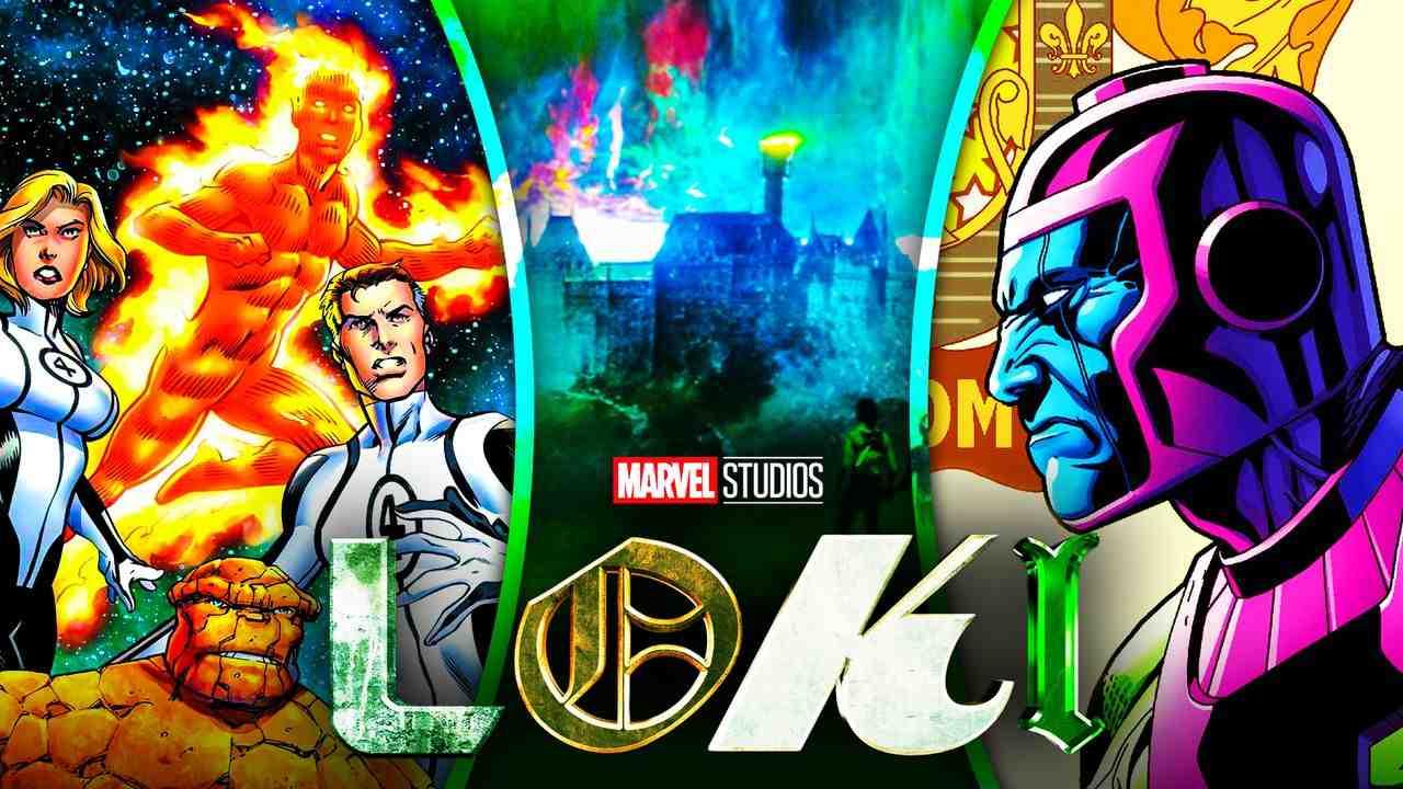 Loki, Fantastic Four, Kang the Conqueror, Marvel, MCU