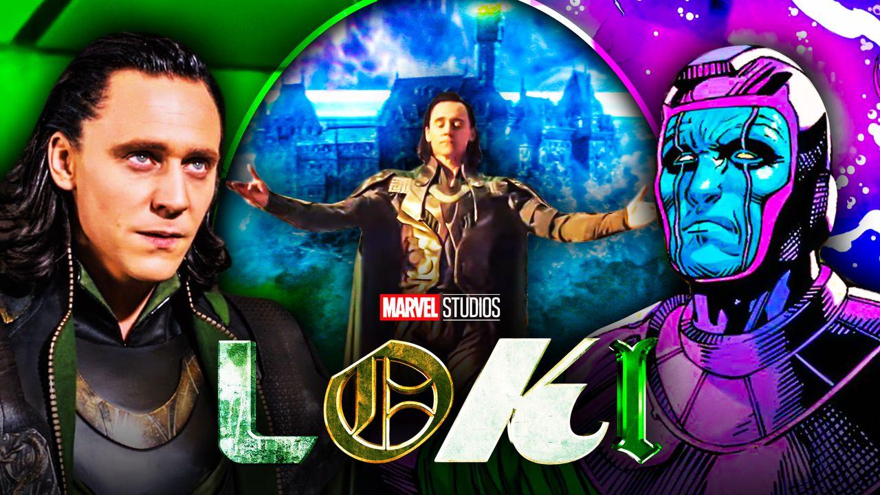 Loki Kang King Loki Castle Avengers Tower