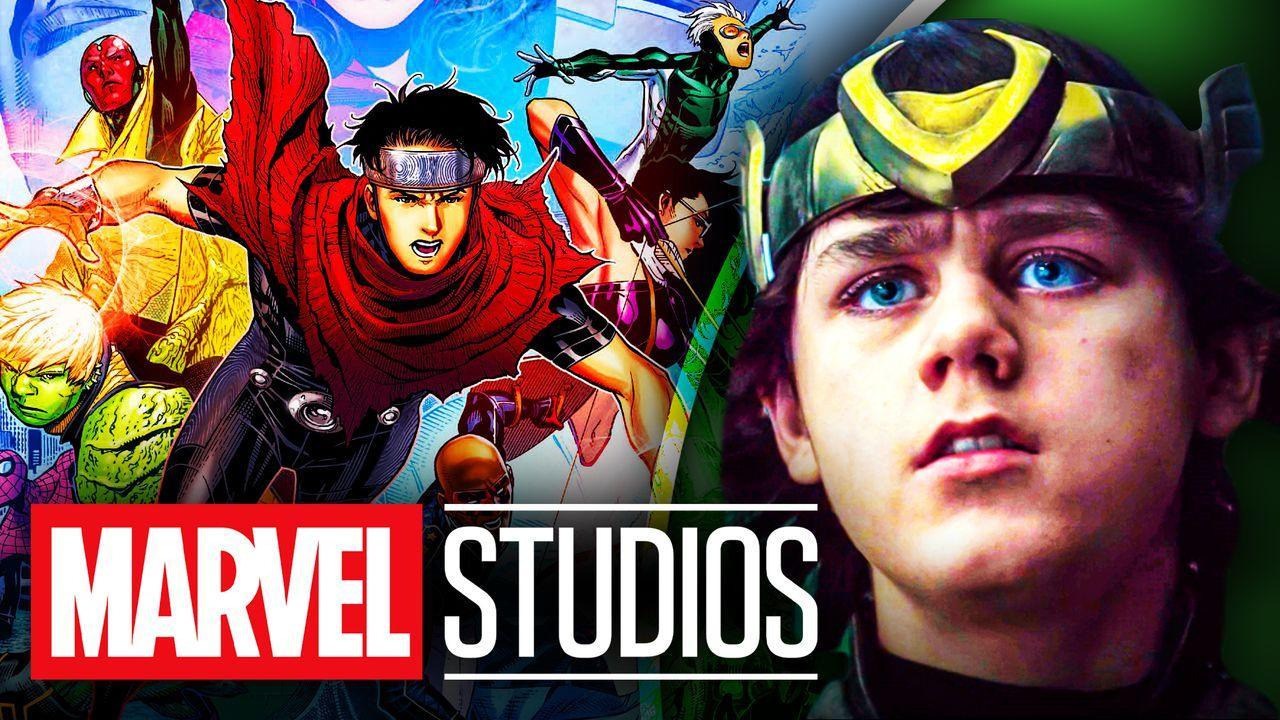 Loki, Kid Loki, Young Avengers, Jack Veal