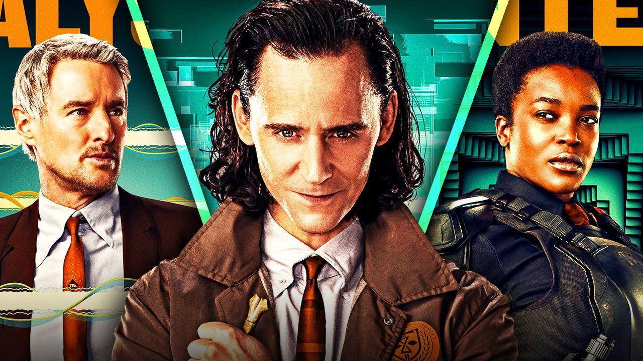 Loki posters Tom Hiddleston