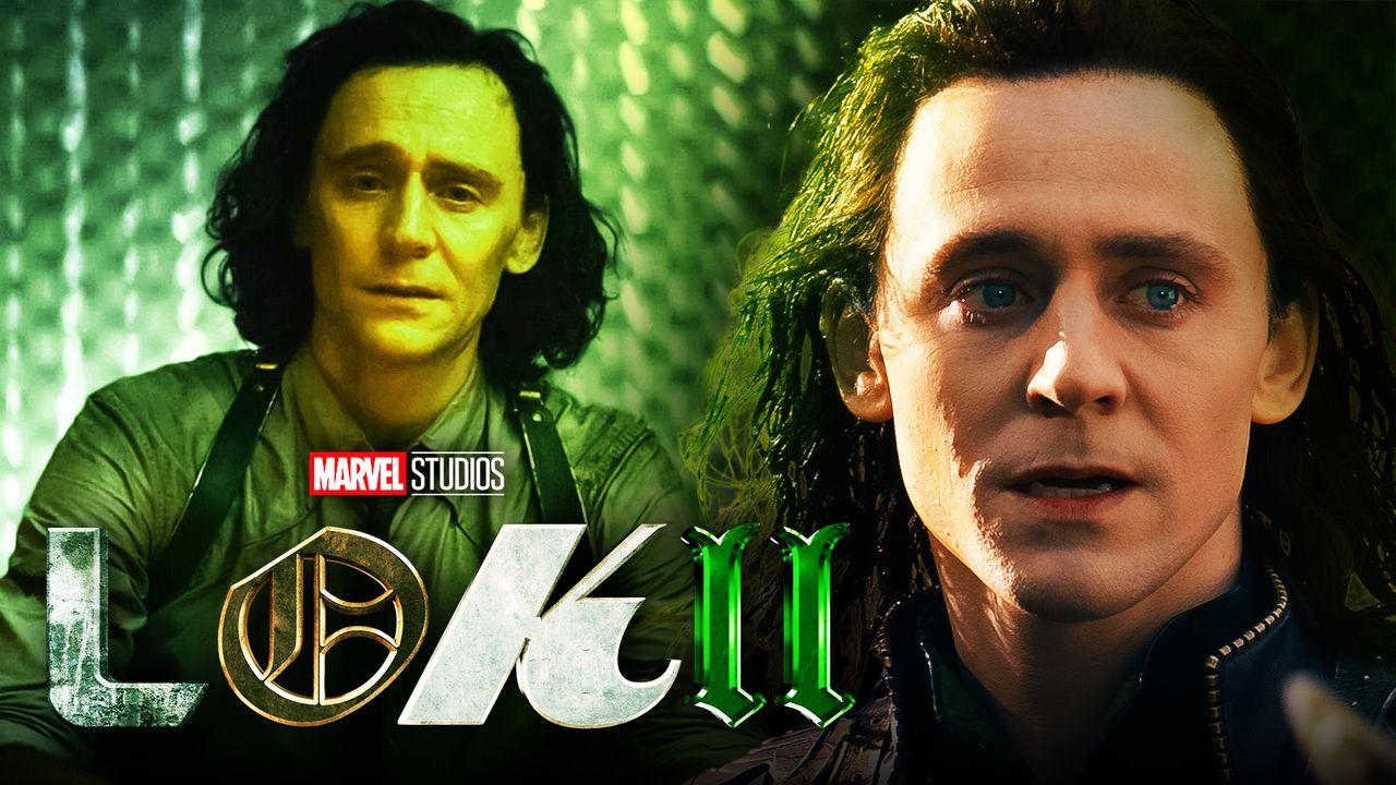 Loki Tom Hiddleston Season 2