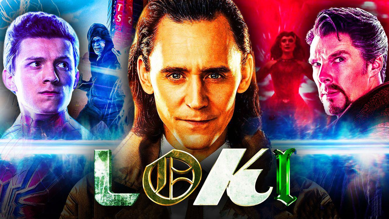 Loki Spider-Man Doctor Strange WandaVision