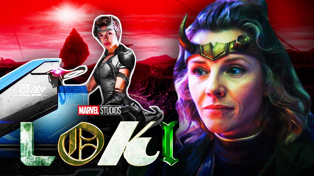 Loki Sylvie Motorcyle