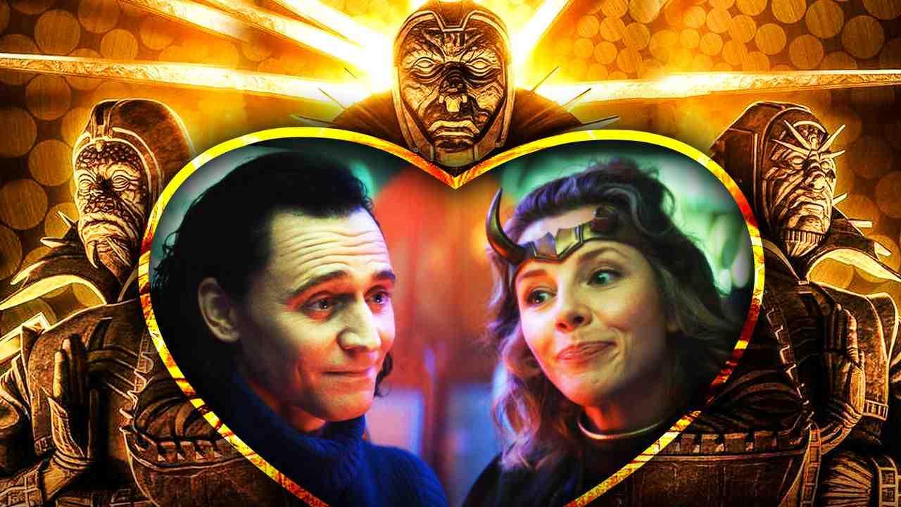 Loki Sylvie Romance Time Keepers