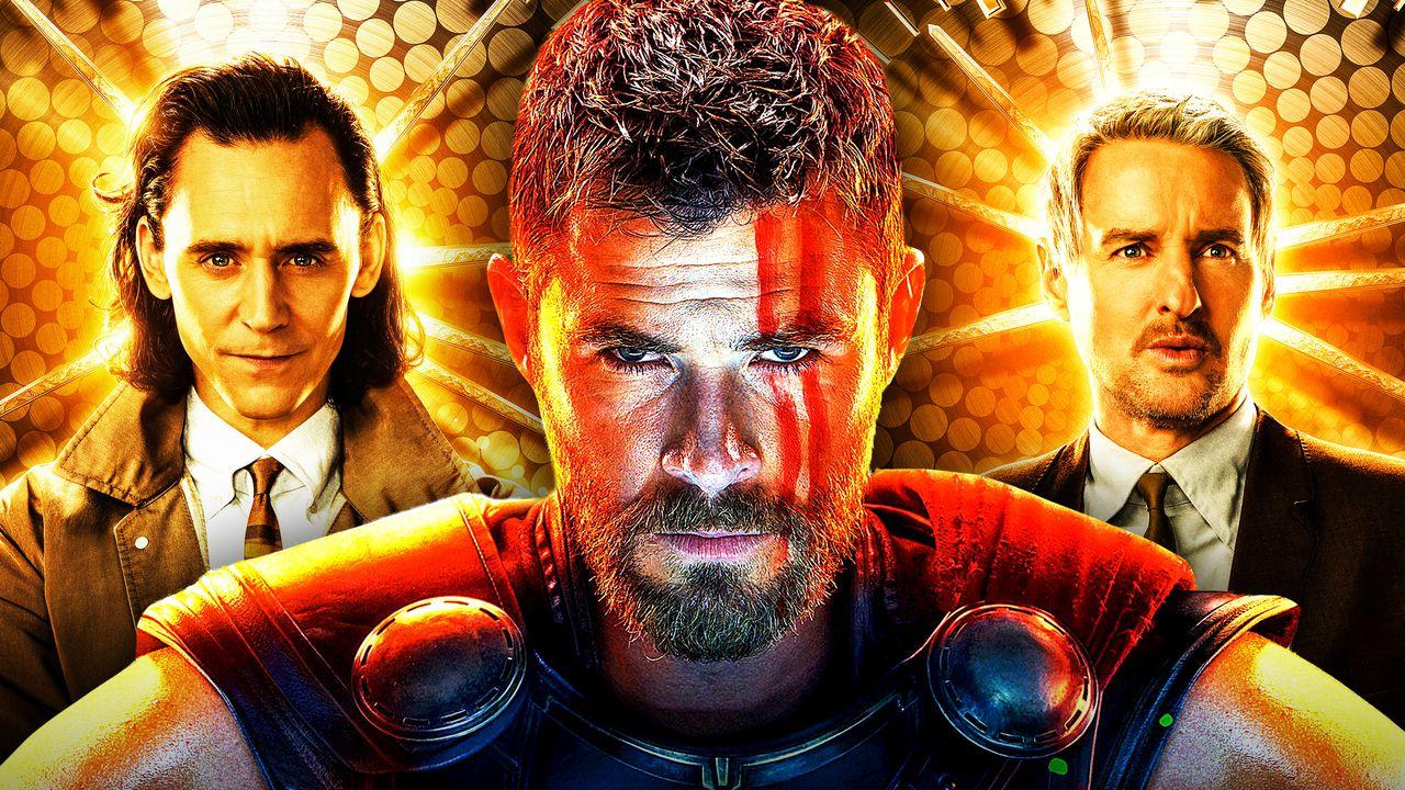 Loki, Chris Hemsworth, MCU, Marvel, Throg