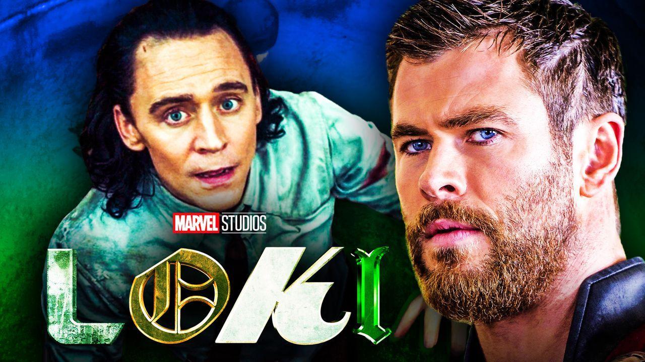 Loki Chris Hemsworth Thor