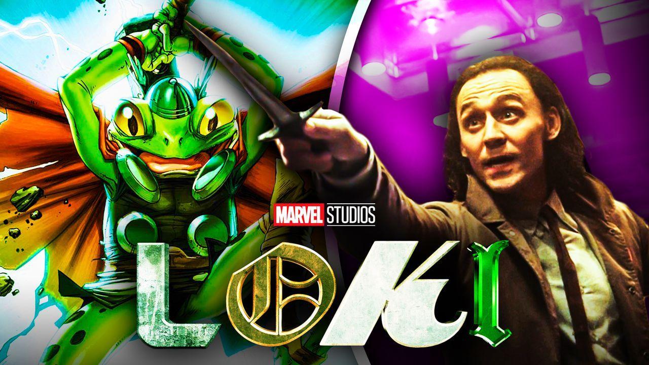 Loki Thor Frog