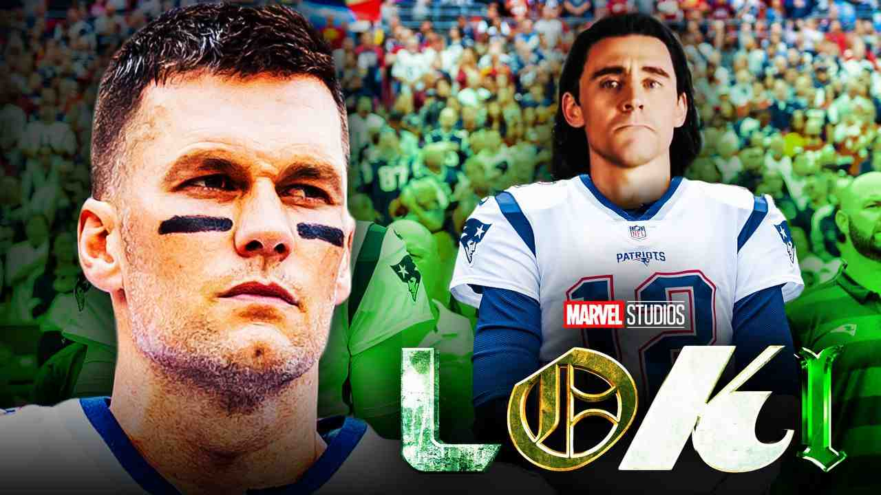 Loki Tom Brady MCU