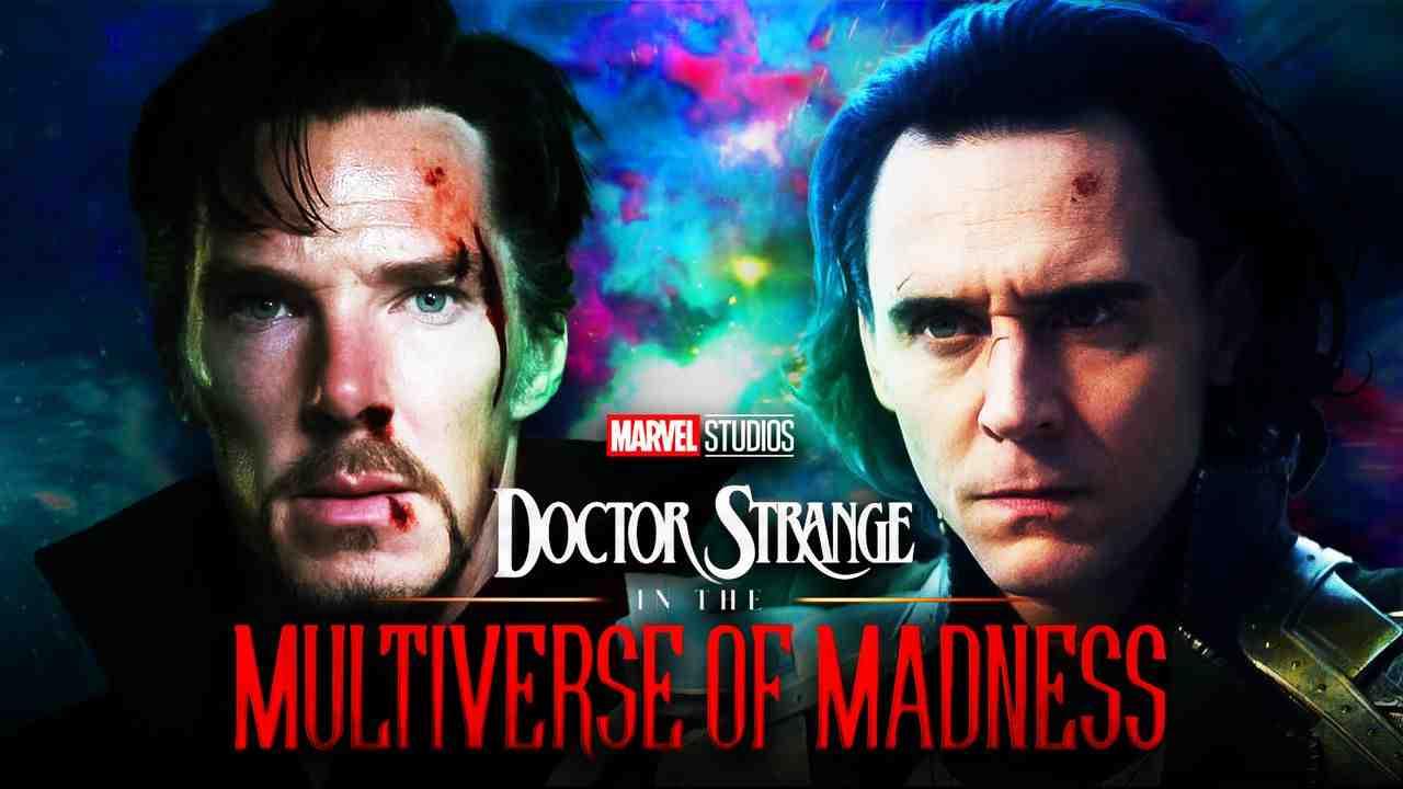 Loki, Doctor Strange, Doctor Strange in the Multiverse of Madness, Tom Hiddleston