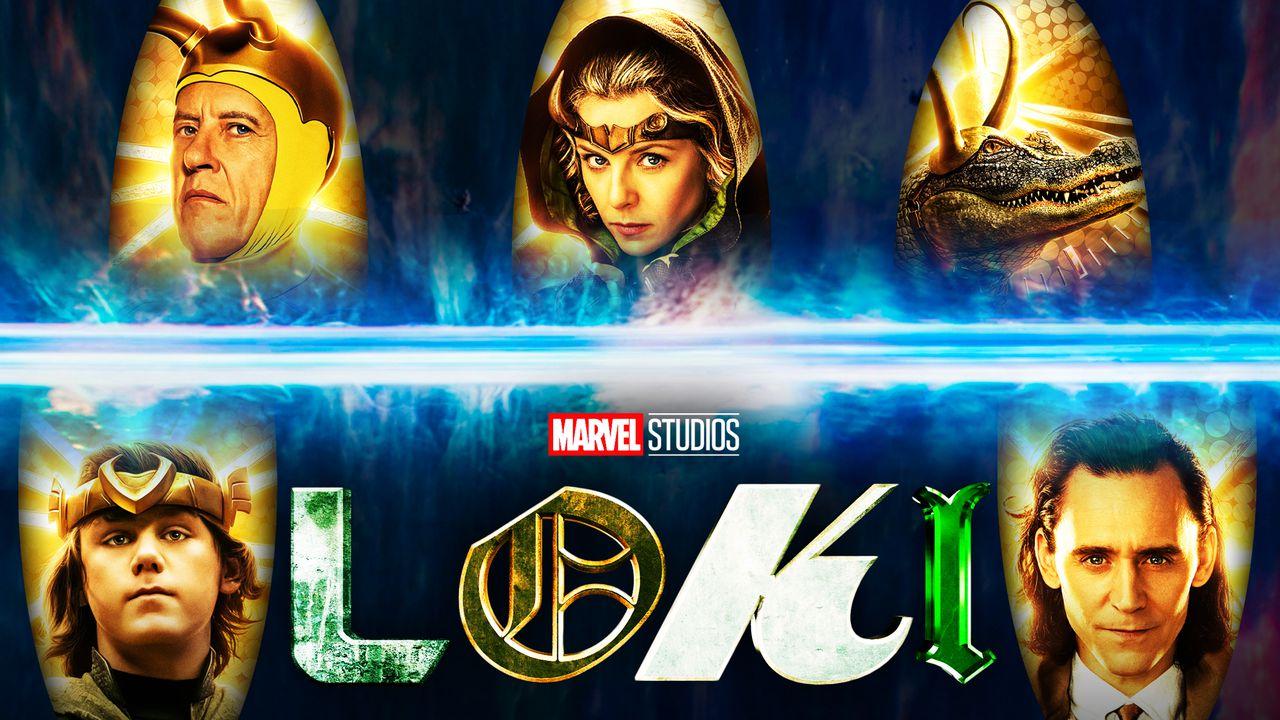 Loki Variants Sacred Timeline MCU
