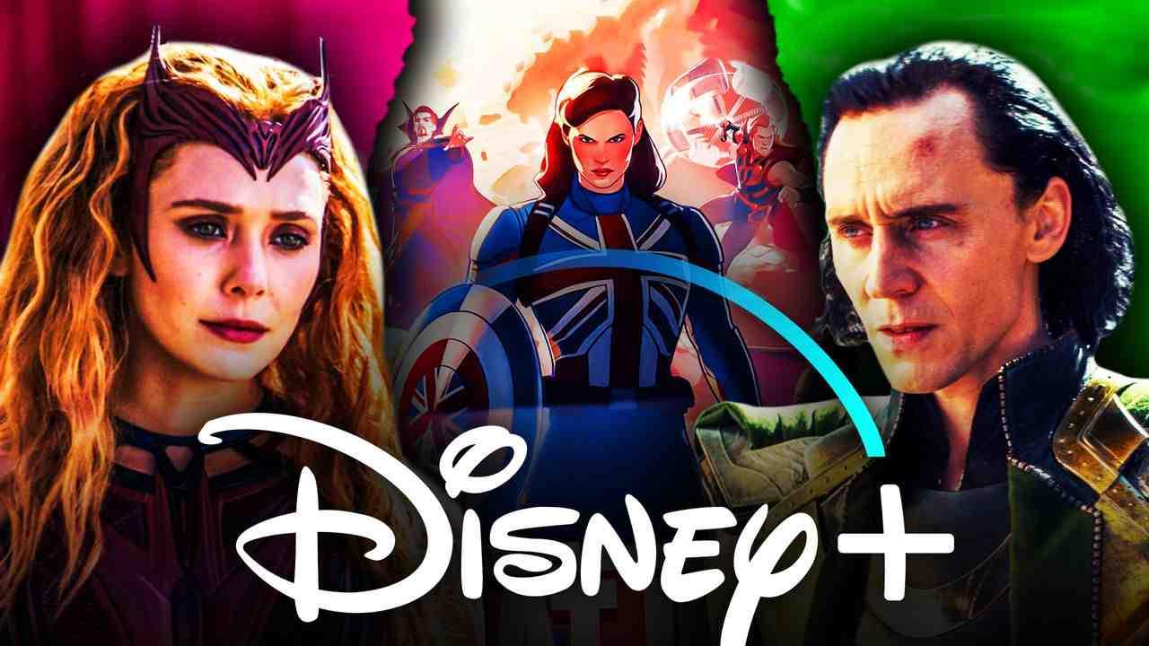 Loki WandaVision Disney Plus What If