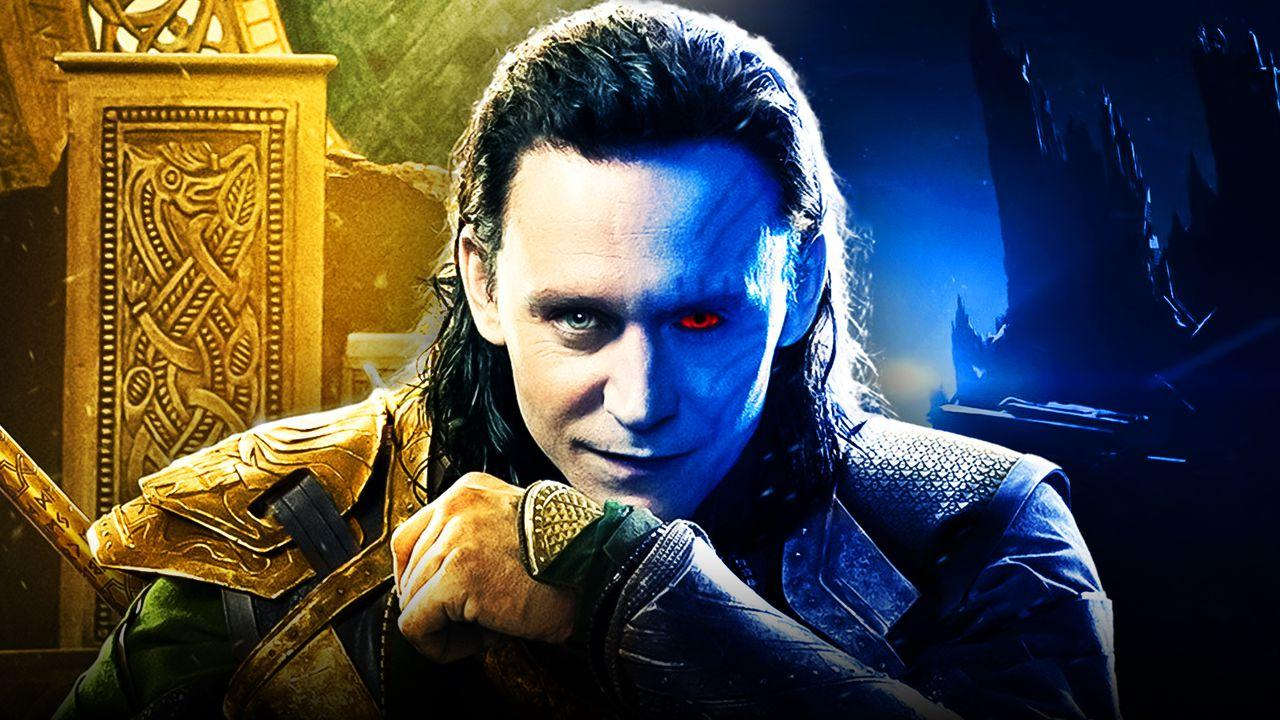 What If Thor Loki Tom Hiddleston