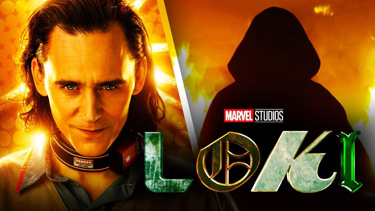 Loki Hooded Villain