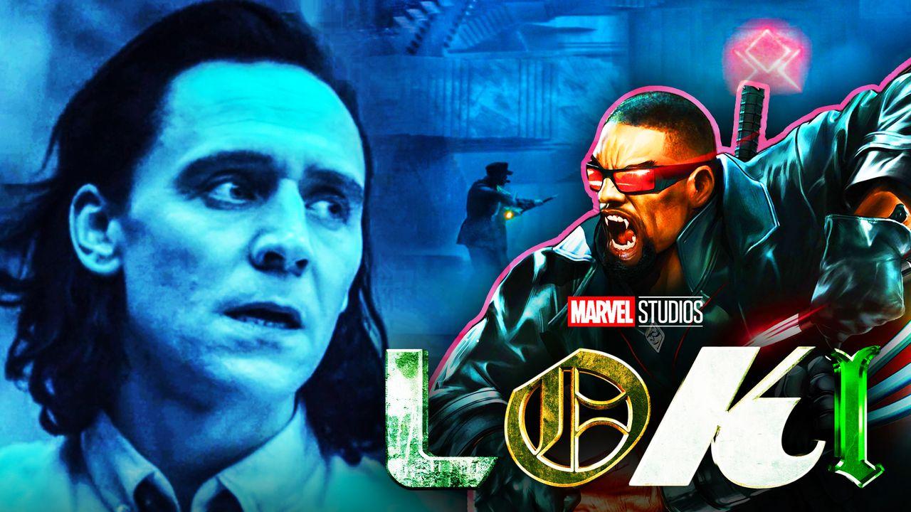 Loki, Blade, Marvel, Tom Hiddleston