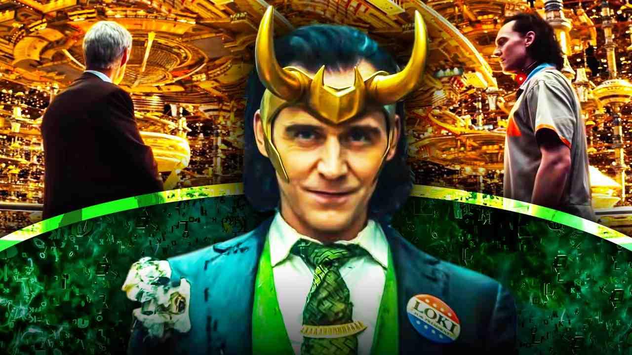 Tom Hiddleston Loki, Mobius