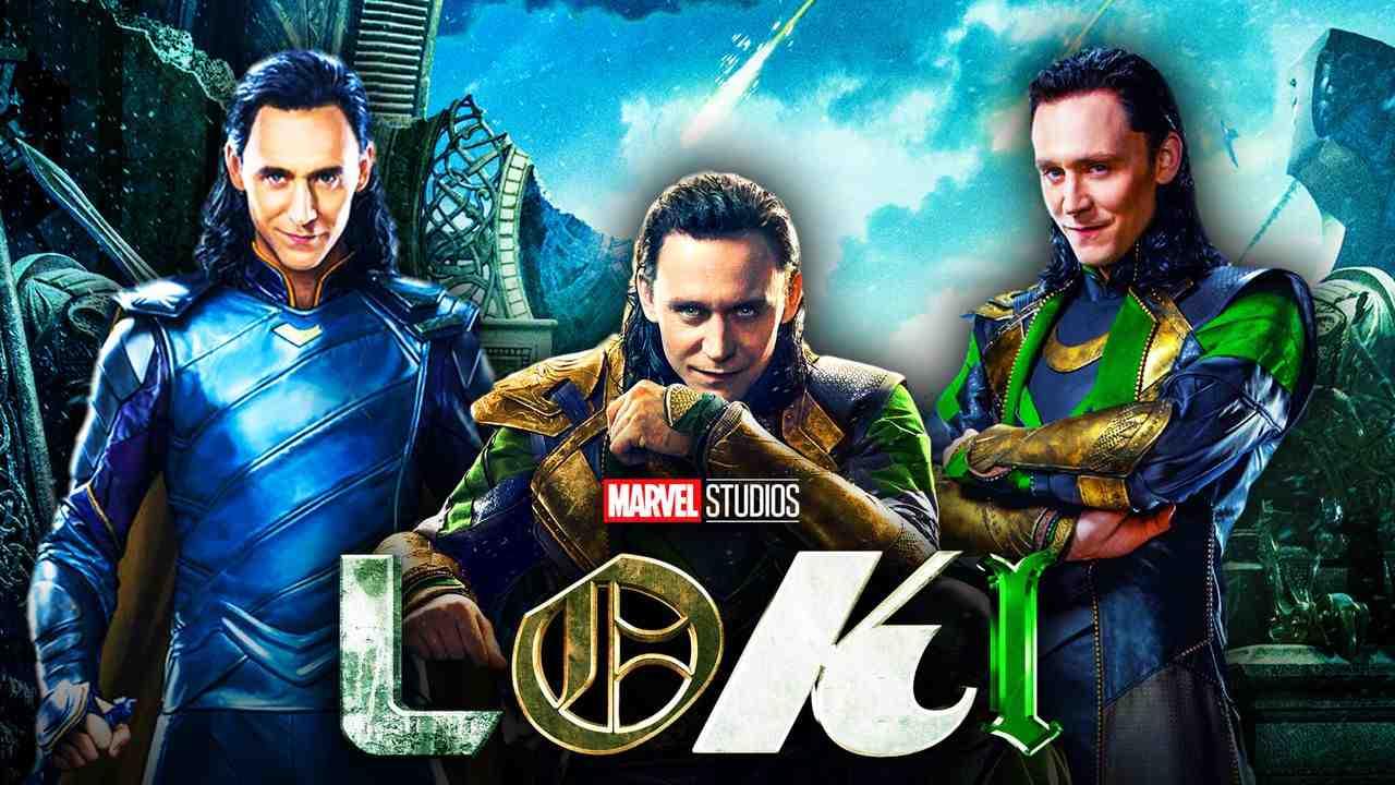 Loki Variants Logo Tom Hiddleston