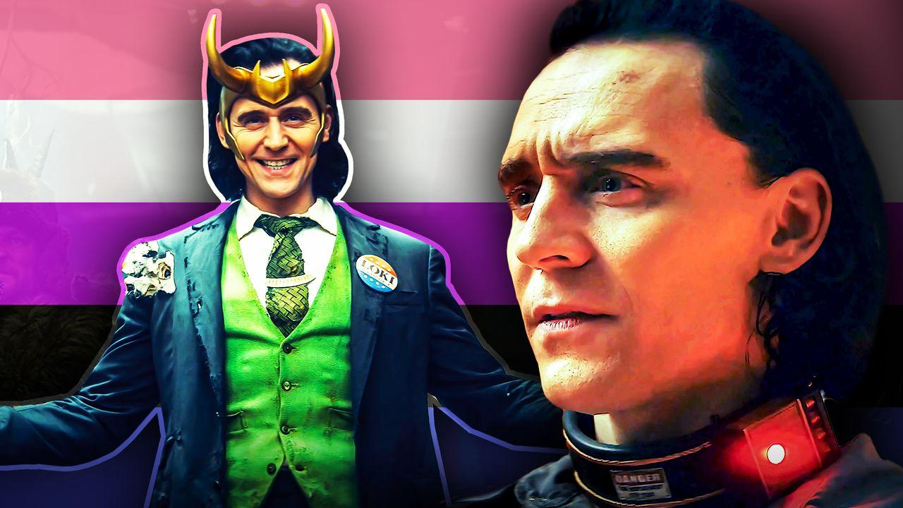 Loki Gender Fluid Tom Hiddleston