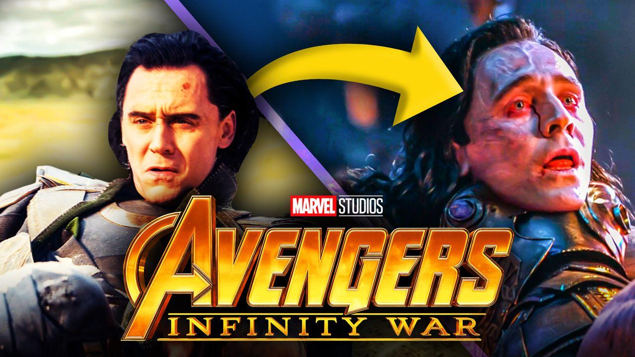 Loki Avengers Infinity War