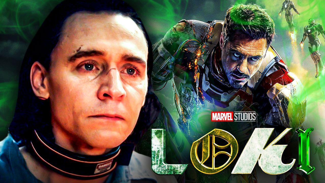Loki Iron Man 3 Tony Stark